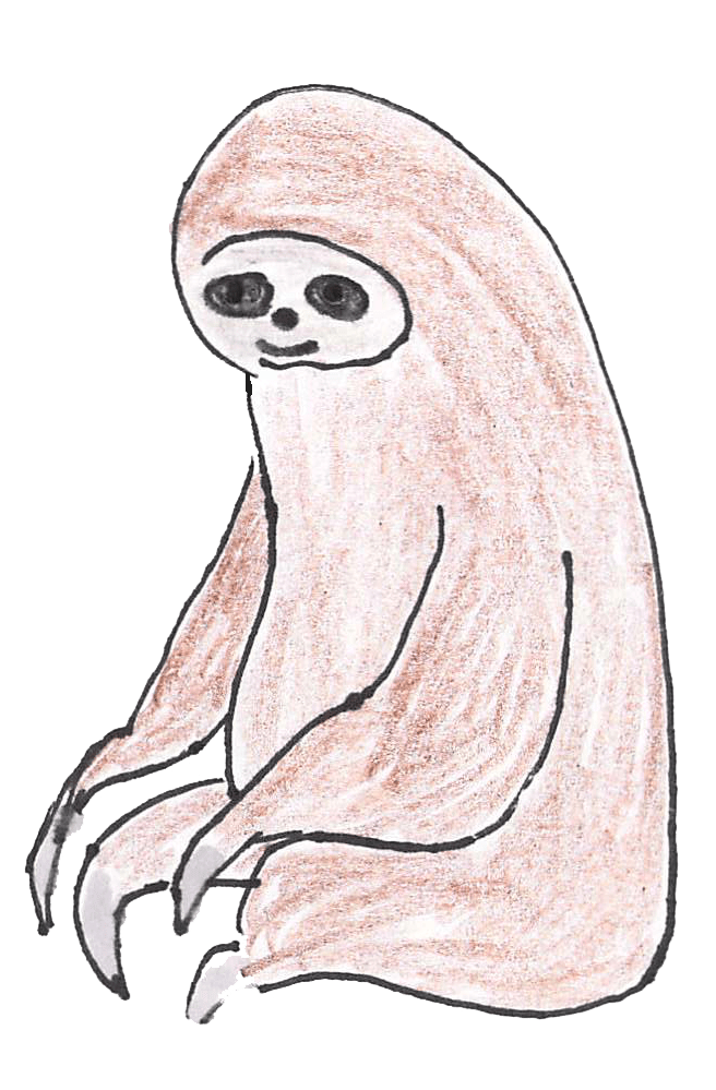 Sloth - Sometimes your corporate startup bears some similarities